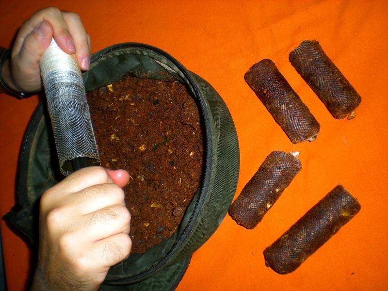 Preparazione stick