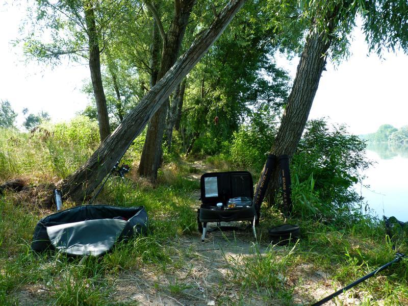Spot sul fiume Po